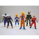 Bonecos Dragon Ball Z Unidade Brinquedo Coleção