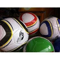 Paquete Con 10 Balones De Futbol Soccer # 5 Profesional