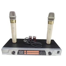 Microfonos Inalambricos 30 Mts Originales Para Planta Power