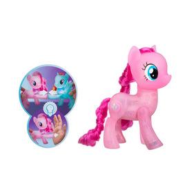Figura My Little Pony Com Luz - 20 Cm - Amigas Brilhantes -