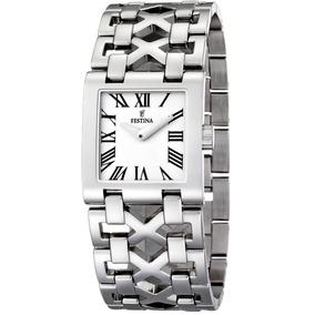 Reloj F16466/5 Plateado Festina Mujer Only For Ladies