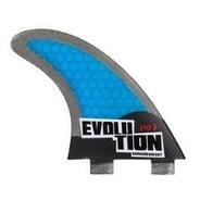 Quilha Evolution G3 - Encaixe Fcs 1 E 2. Azul
