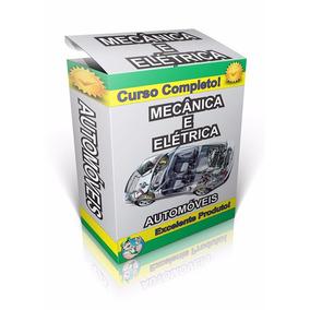 55 Apostilas De Mecânica E Elétrica De Automóveis Automotiva