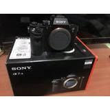 Sony A7s Ii + Lente 18 Msi