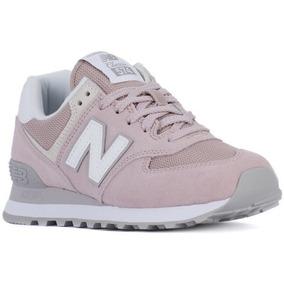 new balance mujer rosa