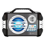 Caixa Amplificadora Lenoxx Ca305 100w Fm Mp3 Usb Blueto Sd