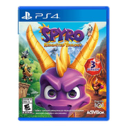 Spyro Reignited Trilogy - Ps4 Fisico Nuevo & Sellado