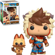 Funko Pop Animation Monster Hunter Stories Lute Navirou 797