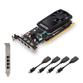Pny Nvidia Quadro P600 2gb Gddr5 Pascal Pcie 16x 3.0 A Msi