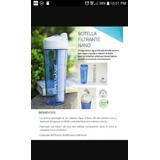 Botella Filtrante Renaware +filtro Aqua Nano +sartenes