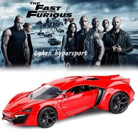 Lykan Hypersport Rapido Furioso 7 Toretto Brian´s Jada 1/24