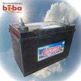 Batería Solar, Ciclo Profundo 12 V. 110 Ah, Hiperbat