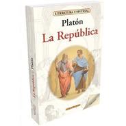 Libro. La República. Platón. Clásicos Fontana.