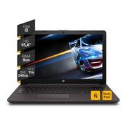 Notebook Hp 15p Intel I3 8gb Ram 240ssd 1tb Hdd Hdmi Win10