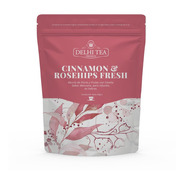 Té Hebras Delhi Tea Premium Cinnamon & Rosehips Fresh