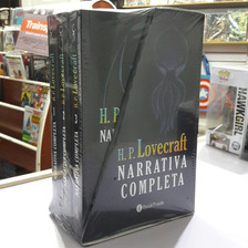 H.p. Lovecraft Narrativa Completa  (envío Gratis)