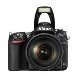Cámara Dslr Nikon D750 Con Lente 24-120mm