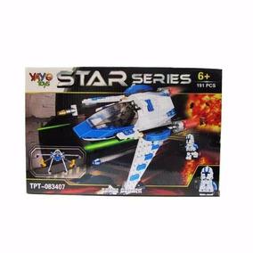 Star Wars Nave Serie Space Gunnter Tpt-083407 Lego