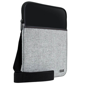 Protective Ipad Tablet Carrying Case With Memory Foa -negro