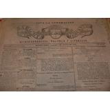 Diario Gaceta Mercantil 7 De Enero De 1843