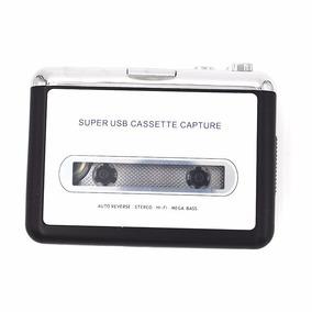 Conversor Leitor Fita Cassete K7 Usb Stereo Digital Pc