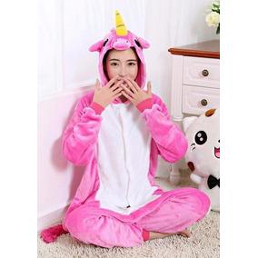 Unicórnio Pijama Macacão Kigurumi Unicornio *pronta Entrega*