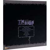 Blu Ray Pack Coleccion Tim Burton Edicion Vintage