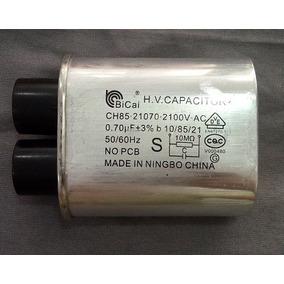 Capacitor Panasonic 0.70uf . 2100v 50/60hz Microondas Origin