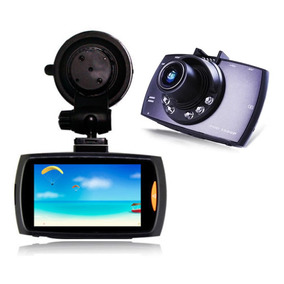 Camara Dvr Para Carro G30 2.4 Visión Nocturna Full Hd Sensor