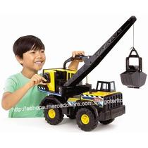 Tonka Camion Excavadora Metal Grande ! Envío Incluido !!