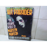 Revista Hit Parader Metal Marilyn Manson 1997 Usa