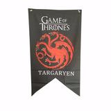 Bandera Juego De Tronos Game Of Thrones Casa Targaryen