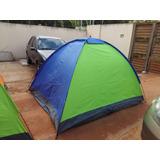 Barraca Para Camping Tenda Iglu 4 Pessoas Envio Imediato