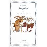 Tragedias I, Eurípides, Ed. Cátedra