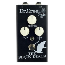 Pedal Guitarra Electrica Dr Green The Black Death Overdrive