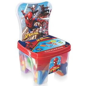 Educa Kids Spider Man Marvel Lider Brinquedos