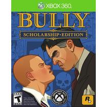°° Bully Scholarship Edition Para Xbox 360 Y One En Bnkshop