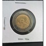 Moneda 5 Pesos Zapata