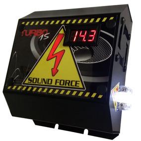 Fonte Sound Force 15 Amperes Carregador De Bateria Até 100a