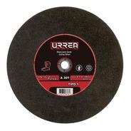Disco T/1 Metal14x1/8  Gral Urrea. 5 Piezas