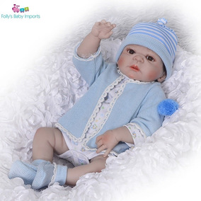 Bebê Reborn Menino Gustavo Encomenda+ Roupinhas De Brinde
