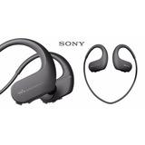 Walkman Sony Resiste Agua-polvo Nw-ws413 Negro