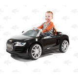 Carrito Para Niño Eléctrico Audi R8 Spyder 6-volt Xtreme