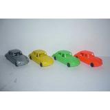 Citron Ds19 Set De 4 - Carrito De Plastico Juguete Escala
