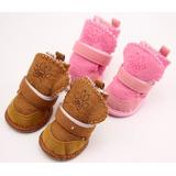 Zapatos Para Perros Y Gatos (4 Patitas) Tallas S, M, L