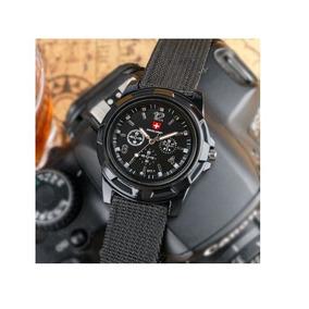 Relógio Estilo Militar Swiss Army