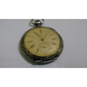 105c776a789f2 Relogio De Bolso Home De Ferro - Relógios no Mercado Livre Brasil