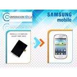 Pantalla Lcd Samsung Galaxy Fame S6810 100% Original