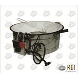 Fritadeira Elétrica Pastel De Bancada Tacho Nº 20 110 V