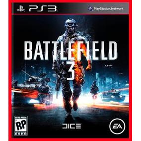 Battlefield 3 Ps3 - Playstation 3 - Jogos Cod Psn Promoção !